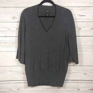 H&M V-neck 30% Wool Sweater